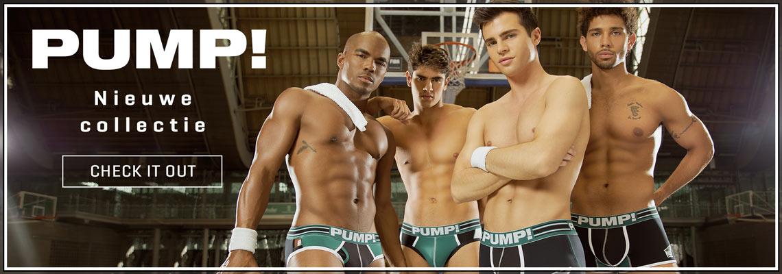 Pump Sportboy Collection