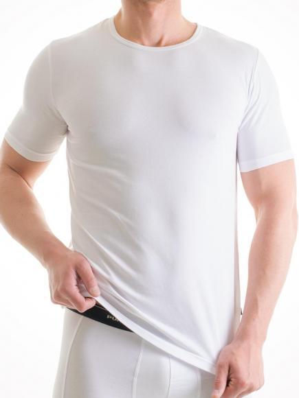 Punto Blanco Basix T-Shirt Ronde hals