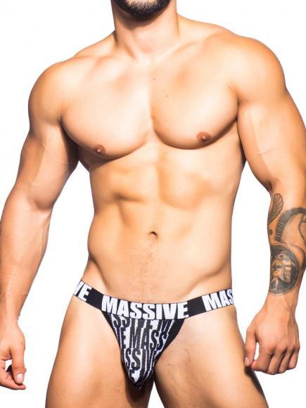 Andrew Christian MASSIVE Bold Mesh Jock