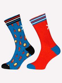 MuchachoMalo 2 Pack Socks Vegas