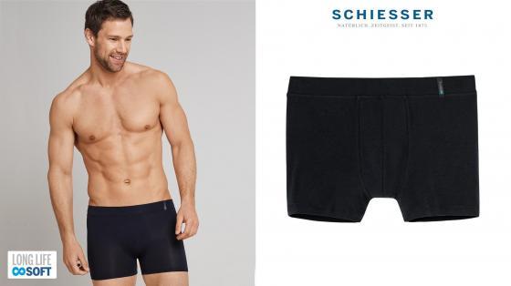 Schiesser Long Life Soft Short