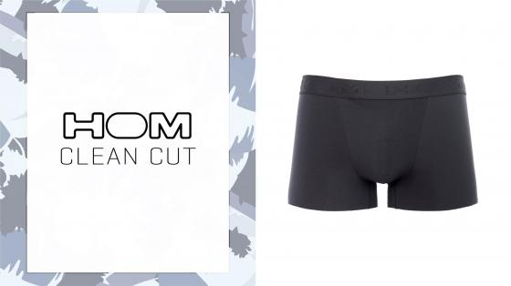 HOM Boxer Briefs HO1 - Clean Cut