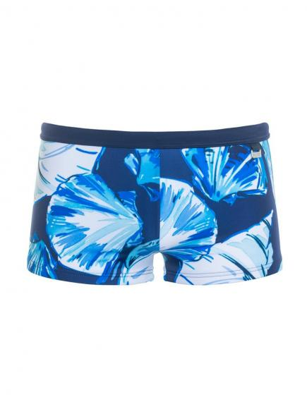 HOM Paradis swim shorts Blauw
