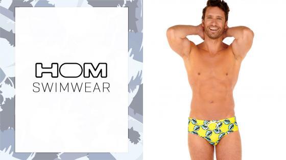 HOM Swim Mini Briefs - Mahdi