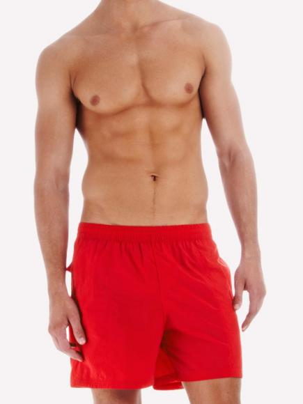 Speedo Scope Swimshort 16 Rood