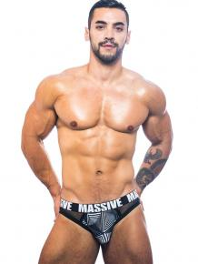Andrew Christian MASSIVE Optic Brief Jock