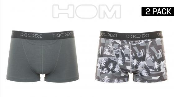HOM 2p Boxer Briefs HO1 - Palm Poster