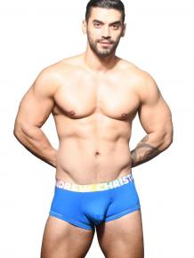 Andrew Christian Almost Naked Cotton Pride Boxer