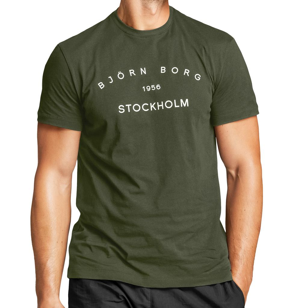 Björn Borg T-Shirt - Sthlm