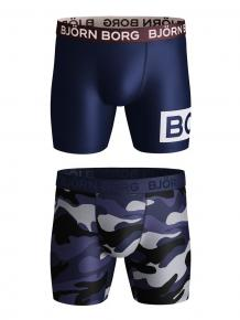 Björn Borg Performance Short - 2 pack