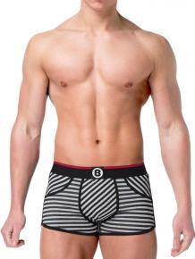 Bolas Short Sport Lines Grey