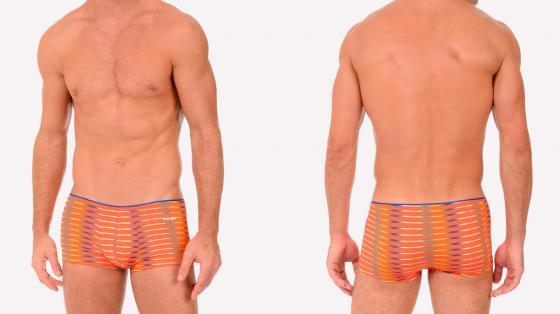 2XIST Underwear Pro No-Show Trunk