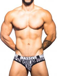 Andrew Christian MASSIVE Bold Mesh Brief