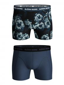 Björn Borg Ess. Cotton Shorts - 2 pack