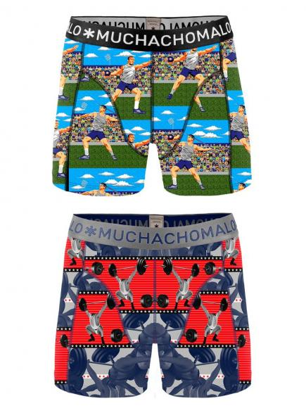 MuchachoMalo Medal 2-pack medal print