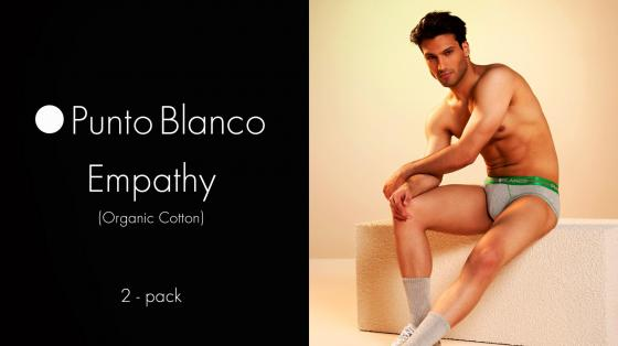 Punto Blanco 2p Mini Briefs - Empathy