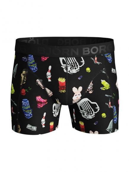 Björn Borg Core Short - 1p zwart beauty