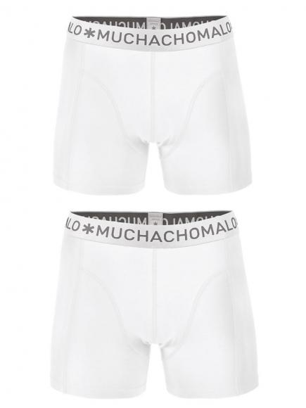 MuchachoMalo 2-pack Shorts Wit