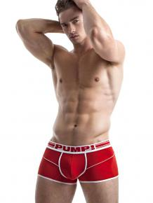 PUMP! Free-fit Boxer - Red
