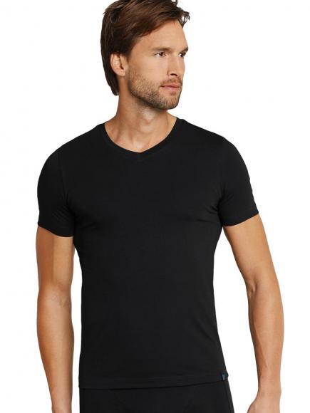 Schiesser Long Life Cotton Shirt 3/4