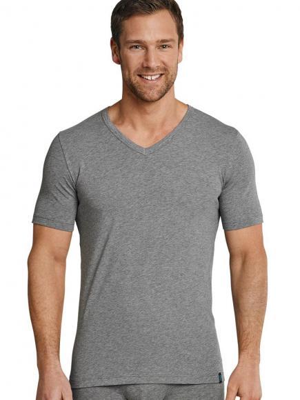 Schiesser 95/5 Shirt 1/2 v-neck