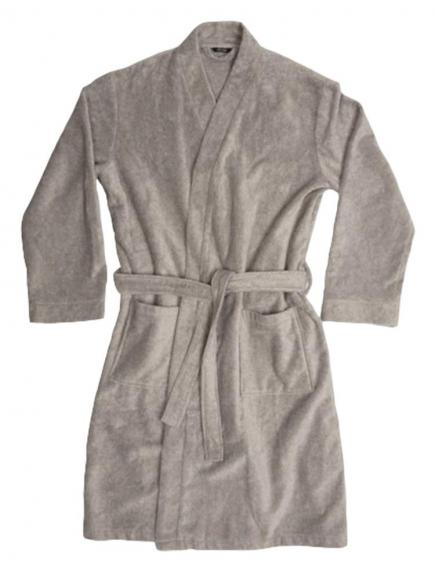 HOM Bathrobe - Ibiza Grijs