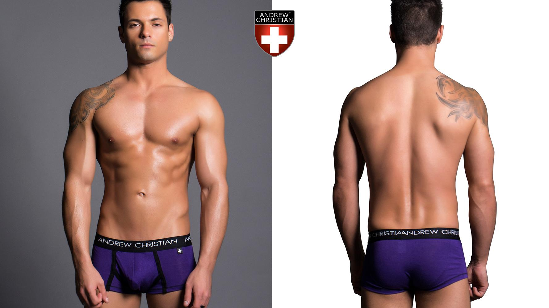 Andrew Christian Coolflex Boxer W Show It