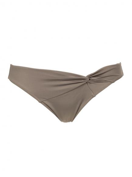 Sapph St. Barth Low-Knot Brief Bruin