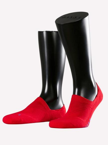 Falke Cool Kick Unisex Invisible Rood