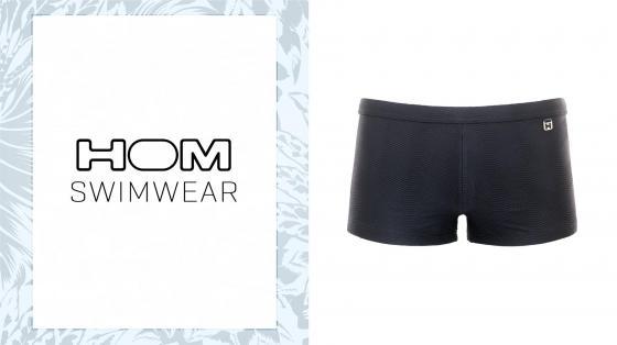 HOM Swim Shorts - Allure