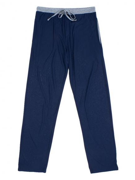 HOM Trousers - Relax Blauw