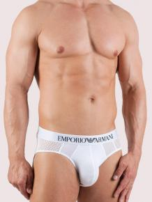 Emporio Armani Mesh Brief 4P524