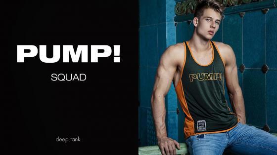 PUMP! Squad Deep Tank