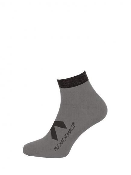 MuchachoMalo 2-pack Socks Short Grijs