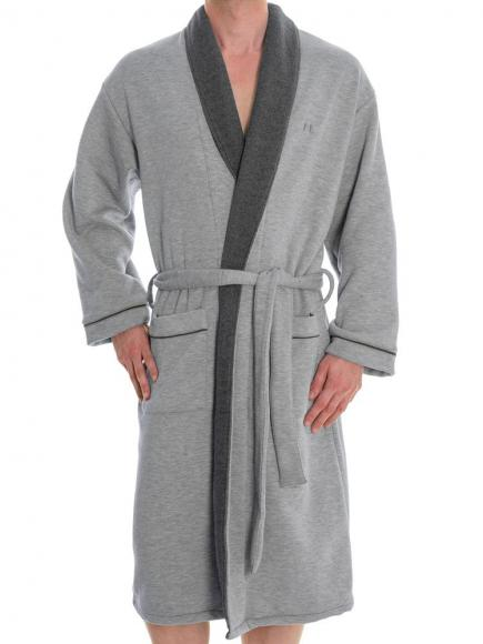 HOM Germain Robe Grijs