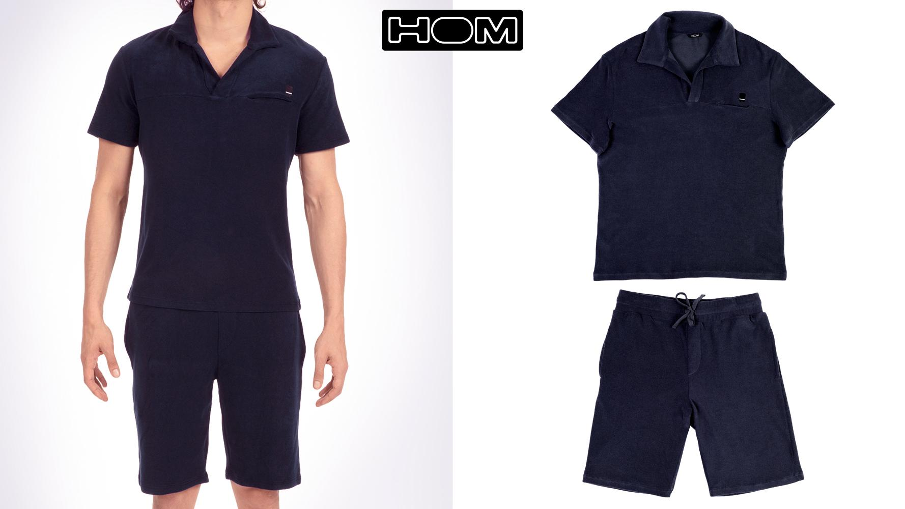 Hom Marlon Short Sleepwear