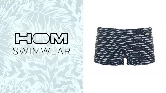 HOM Swell swim shorts