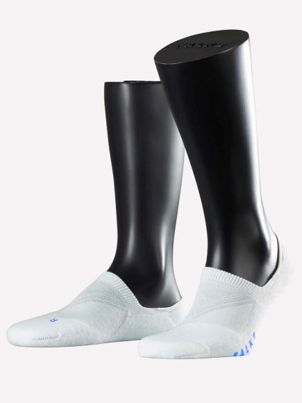 Falke Cool Kick Unisex Invisible Wit