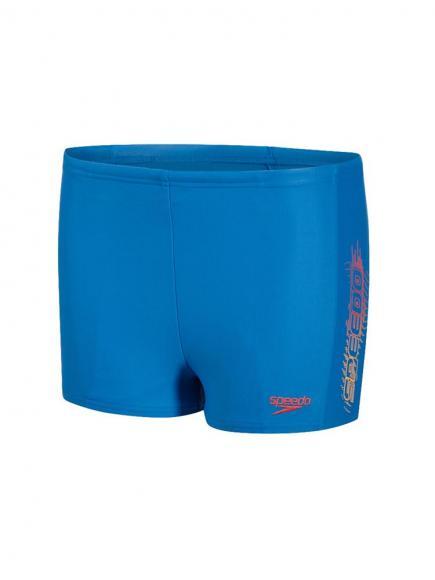 Speedo Atomize Aquashort Blauw