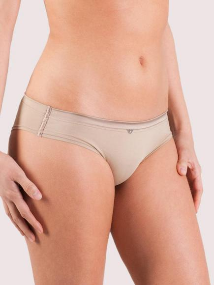 Emporio Armani Sophisticated Cotton Brief Huidskleur