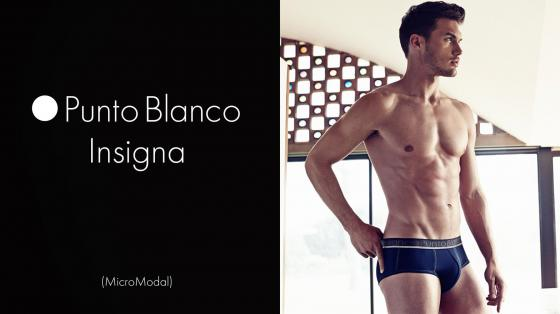 Punto Blanco Mini Briefs - Insigna