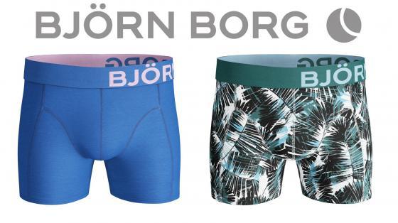 Björn Borg Core Short 2-pack