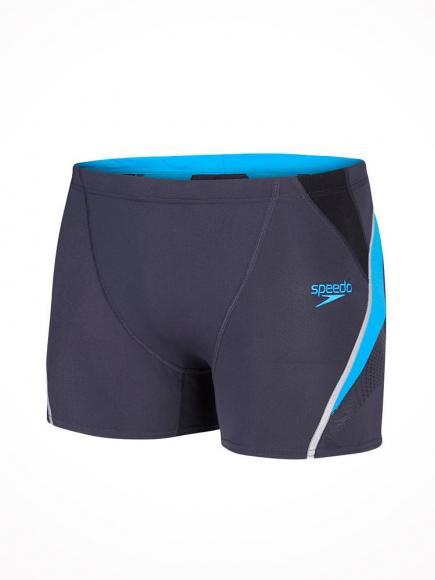 Speedo Speedo Fit Aquashort Blauw-Grijs