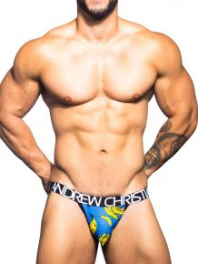 Andrew Christian Banana Mesh Jock