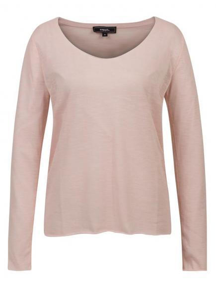 Sapph Gentle Light Sweater Roze