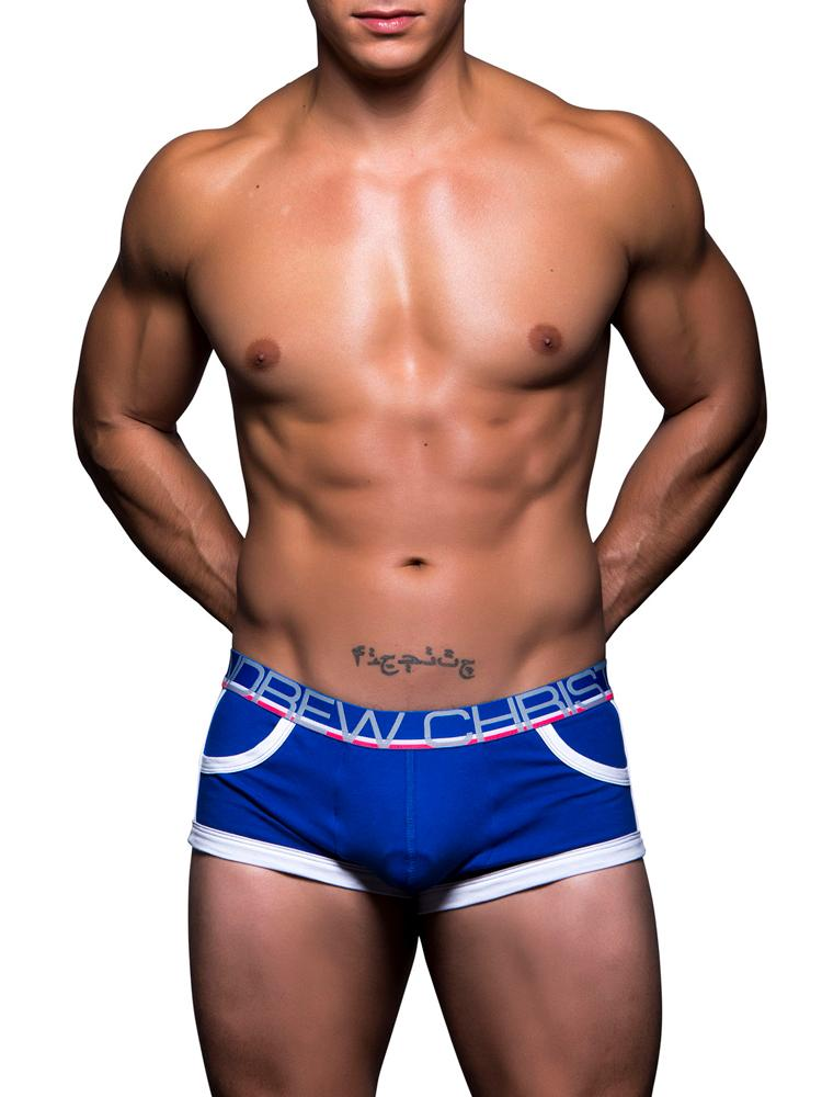 Andrew Christian Show It Tagless Pocket Boxer