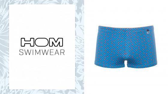 HOM Swim Shorts - Bora