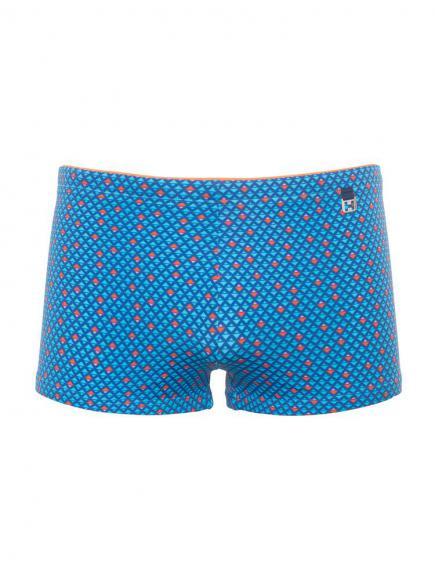 HOM Swim Shorts - Bora Blauw