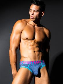 Andrew Christian Stripe Brief