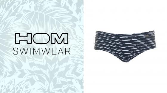 HOM Swell swim mini briefs